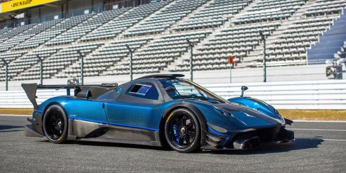 These Are The 10 Best Pagani Zonda Special Editions