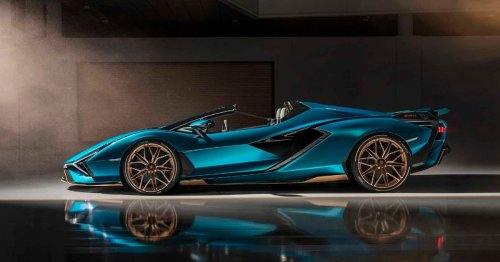 Exploring The Innovative Features Of The Lamborghini Sián