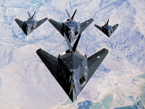 8 Cool Facts We Never Knew About Stealth Aircraft | HotCars