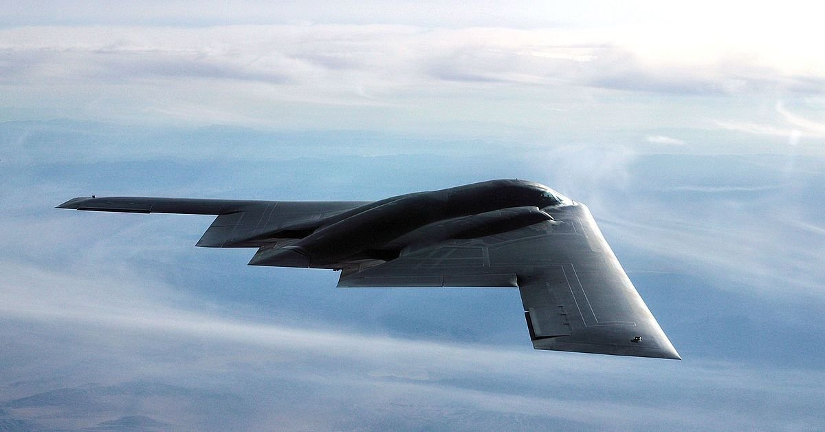 10 Awesome Facts About The Northrop Grumman B-2 Spirit