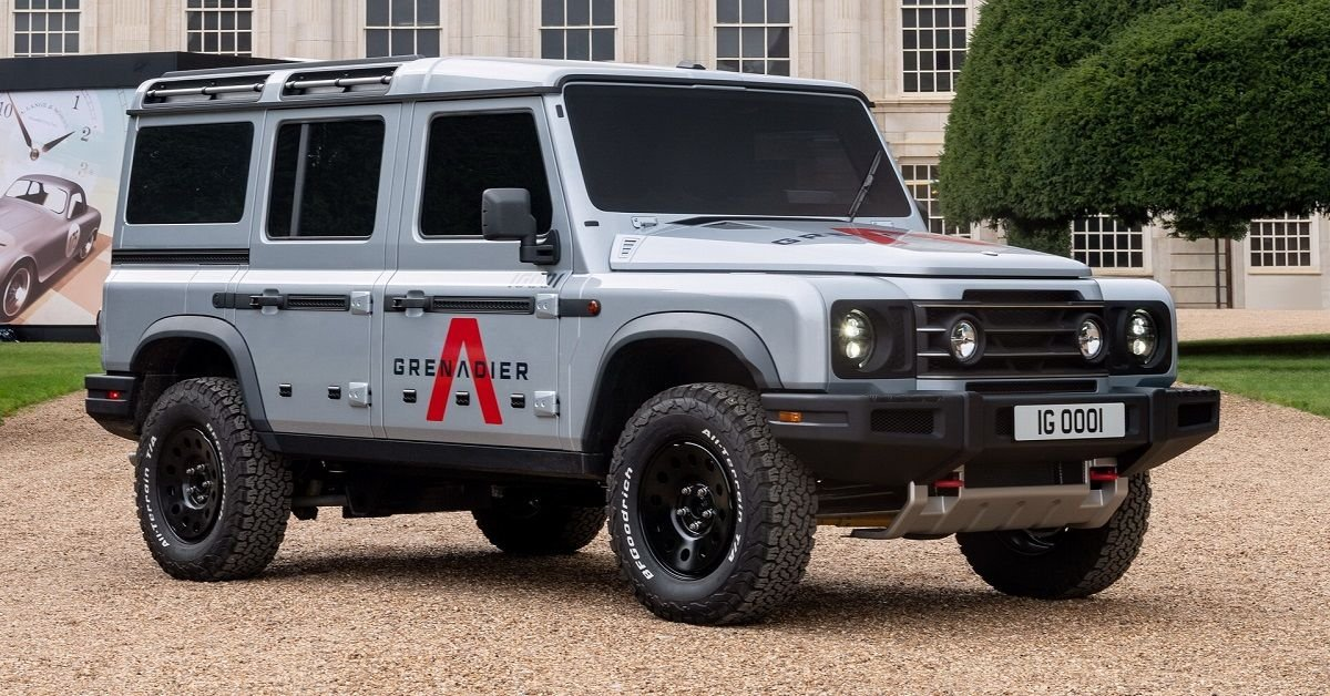 This Is What Makes The Ineos Grenadier A Serious Off-Roader