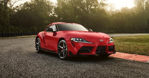 The 2020 Toyota Supra Has Arrived At Dealerships