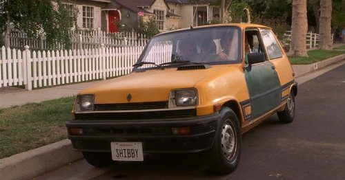 Why Ashton Kutcher's Renault Le Car From Dude Where's My Car Is The Worst Movie Car Ever