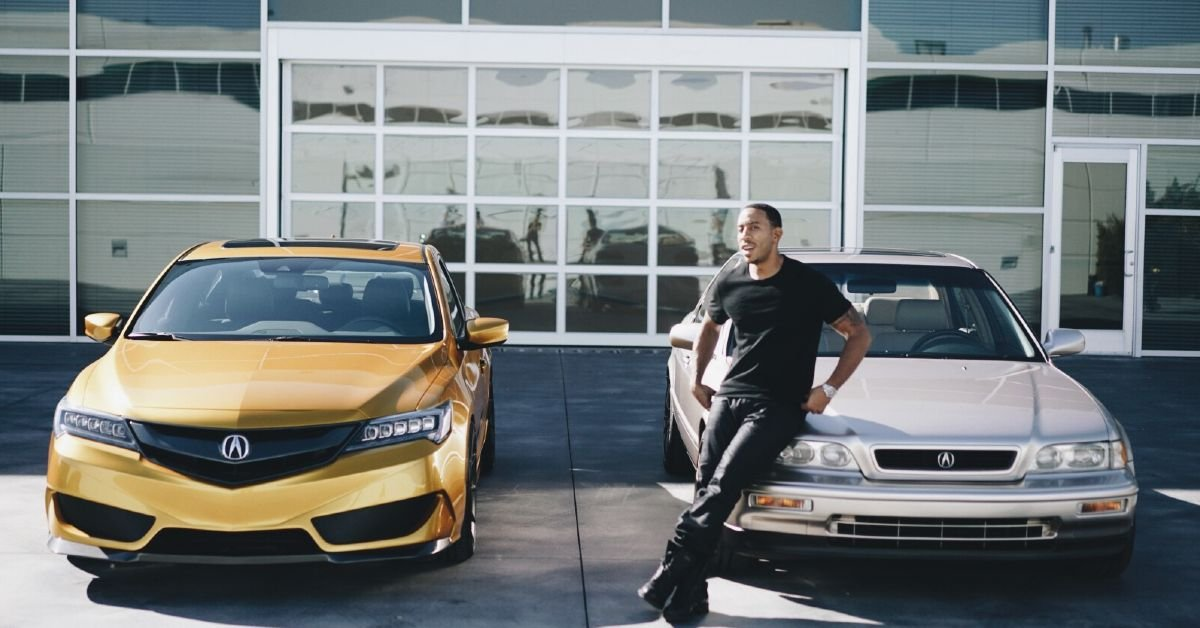 The True Story Of Ludacris And His Acura Legend