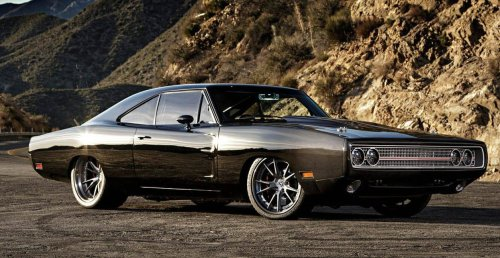 10 Coolest Cars Owned By The Fast 9 Cast