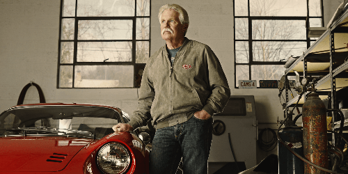 The Truth Behind Chasing Classic Cars