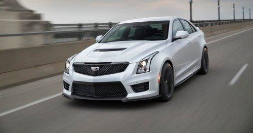Cadillac Ends Production For ATS Sedan