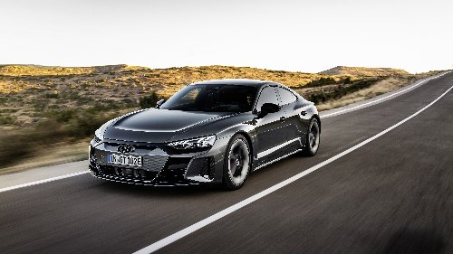 Audi RS e-tron GT: If You Judge A Book By Its Cover, This One's For You