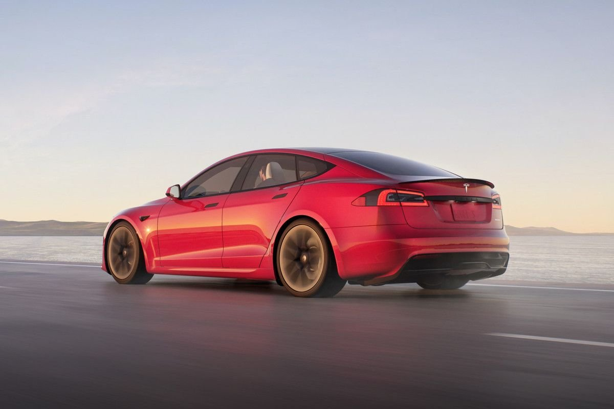 The 10 Best Luxury Electric Cars In 2021