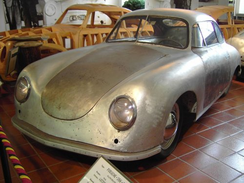 10 Things Everyone Forgot About The Porsche 356