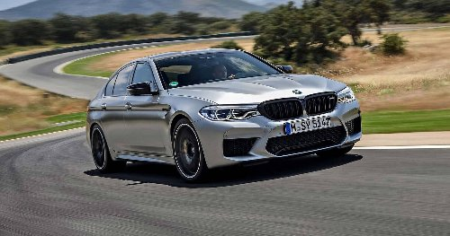 These Are The 10 Best Performance Cars For The Family Man