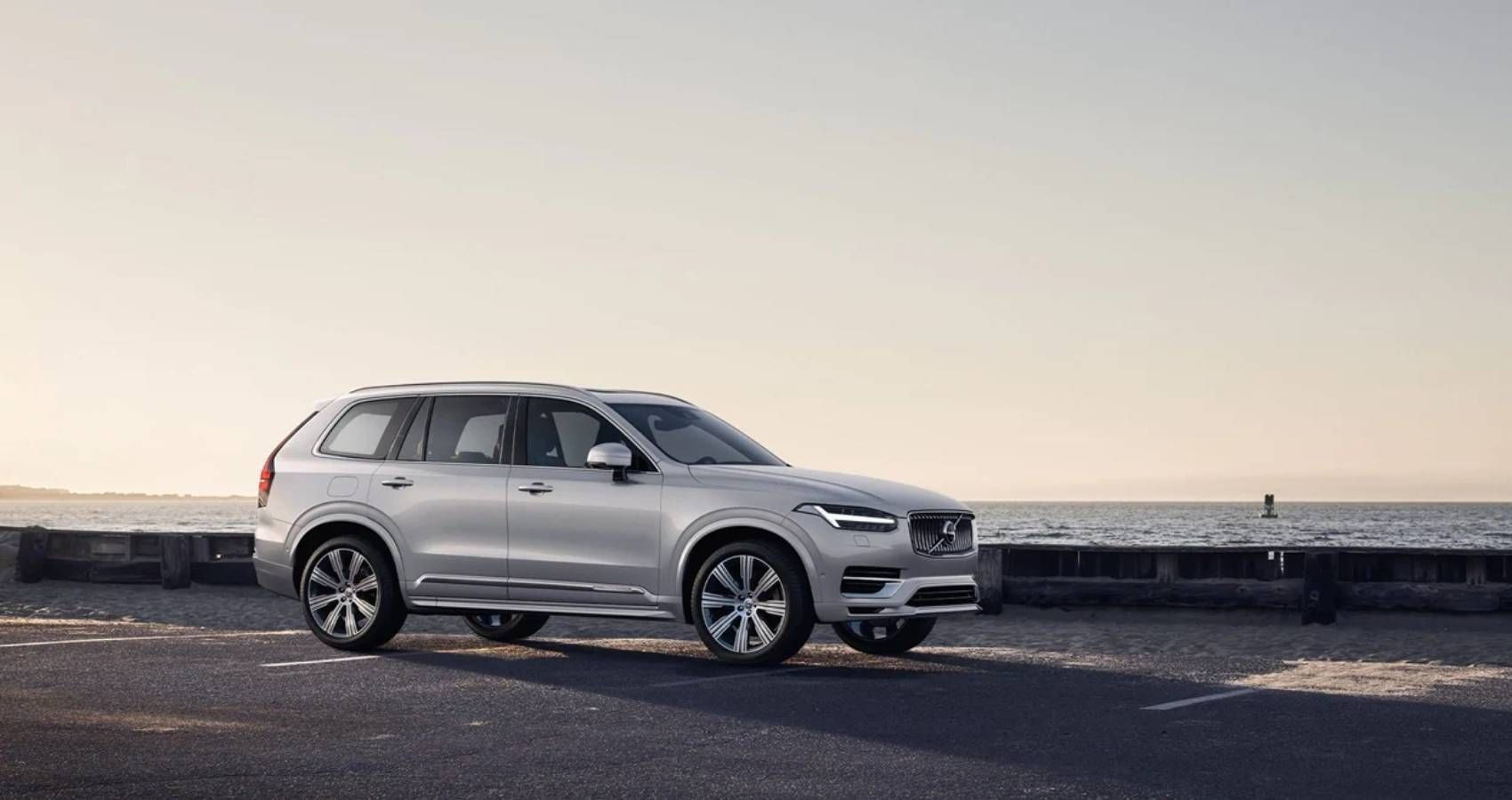 Here Is What We Know So Far About The 2022 Volvo XC90