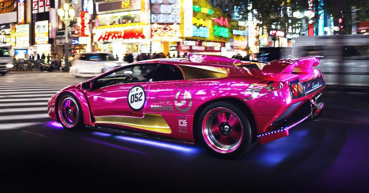 15 Classic Sports Cars We'd Buy Instead Of The Lamborghini Diablo
