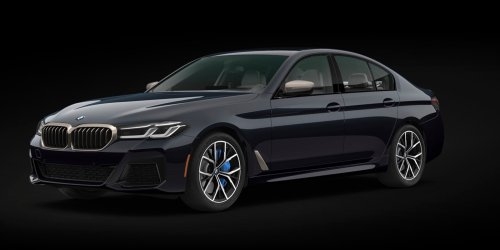 2022 BMW M550i xDrive: Costs, Facts, And Figures