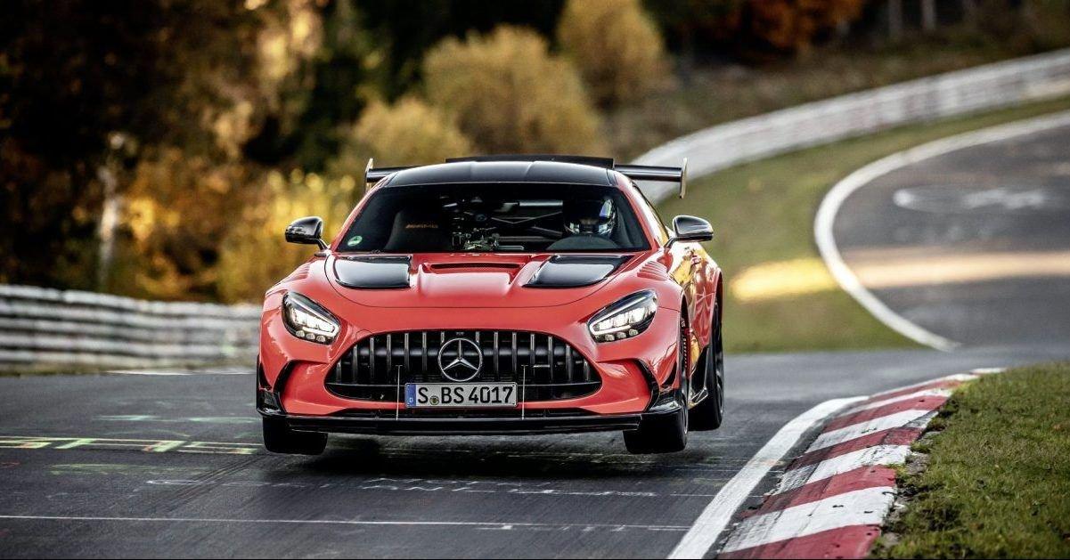 10 Fastest European Cars Around The Nürburgring, Ranked