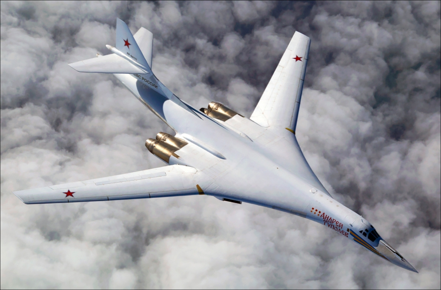 Everything You Need To Know About The Tu-160 Blackjack