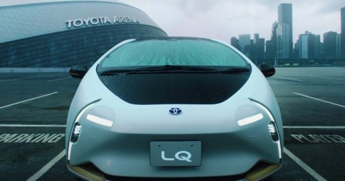 Toyota's LQ Concept Is Back And Here's Why We're Excited