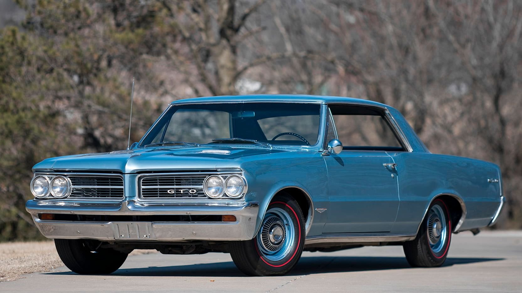 Here's Why The Pontiac GTO Is A Muscle Car For The Masses