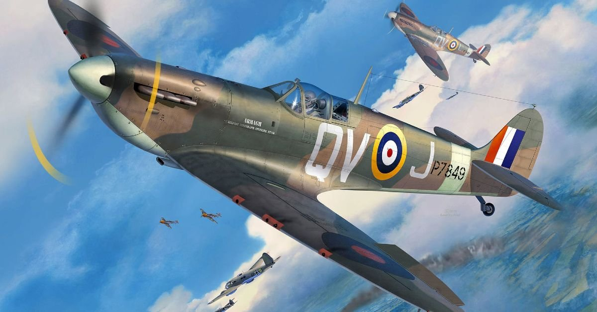 Everything You Need To Know About The Legendary Spitfire Plane