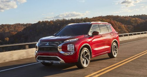 10 Things We Just Learned About The 2022 Mitsubishi Outlander