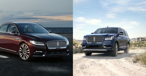 Complete Guide To Lincoln's Car Lineup