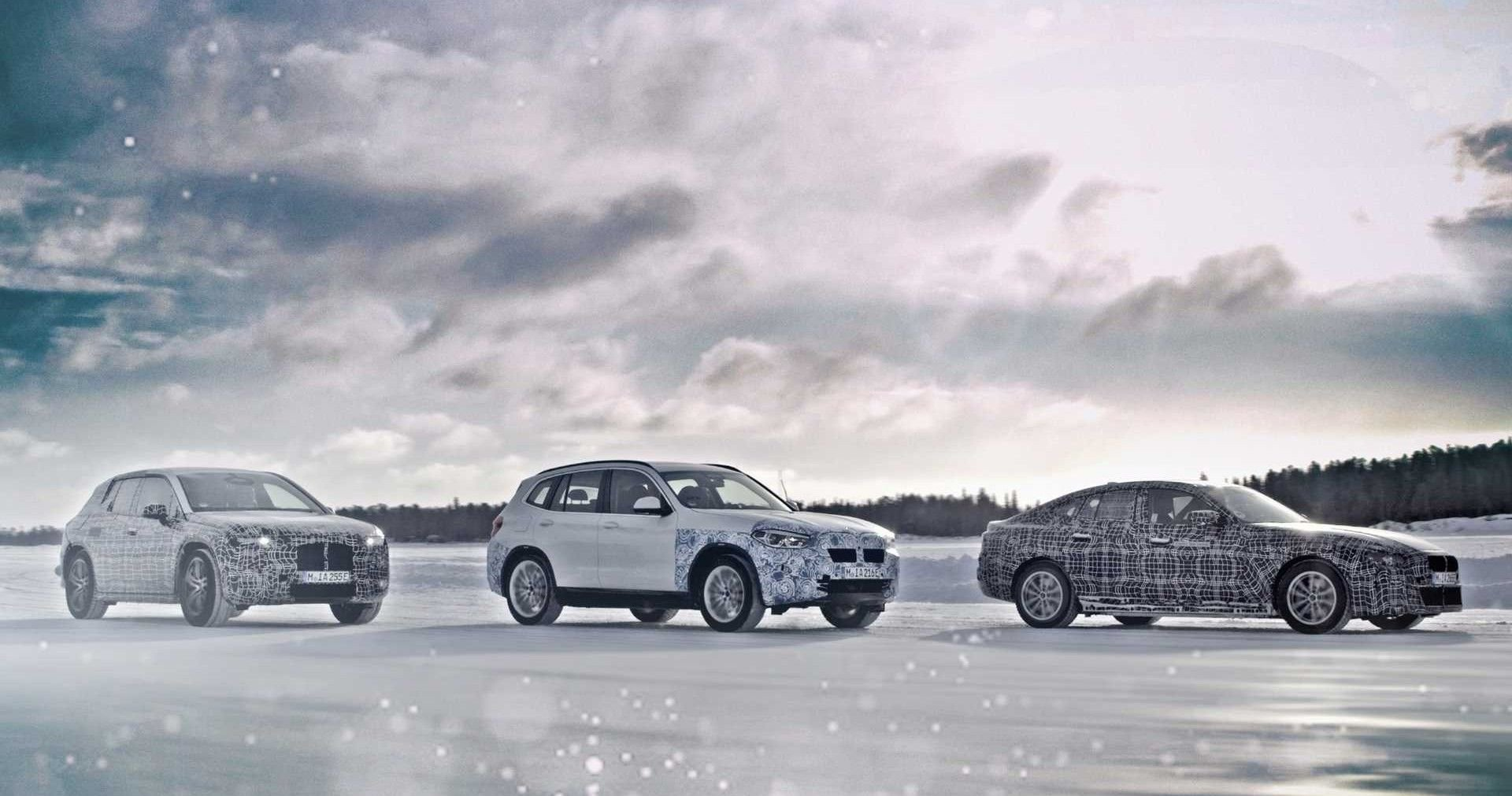 BMW: A Full Preview Of Their Electric Vehicles Lineup