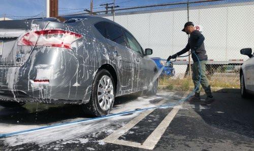 This Is Why You Shouldn't Use An Automatic Car Wash