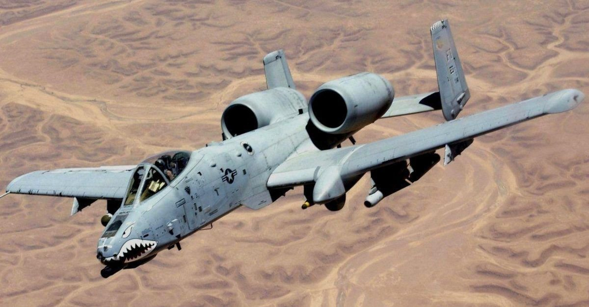10 Of The Scariest Military Aircraft Ever