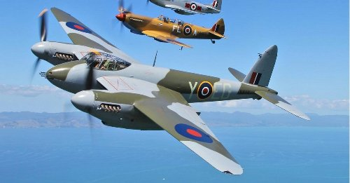 10 Things Everyone Forgot About The De Havilland Mosquito
