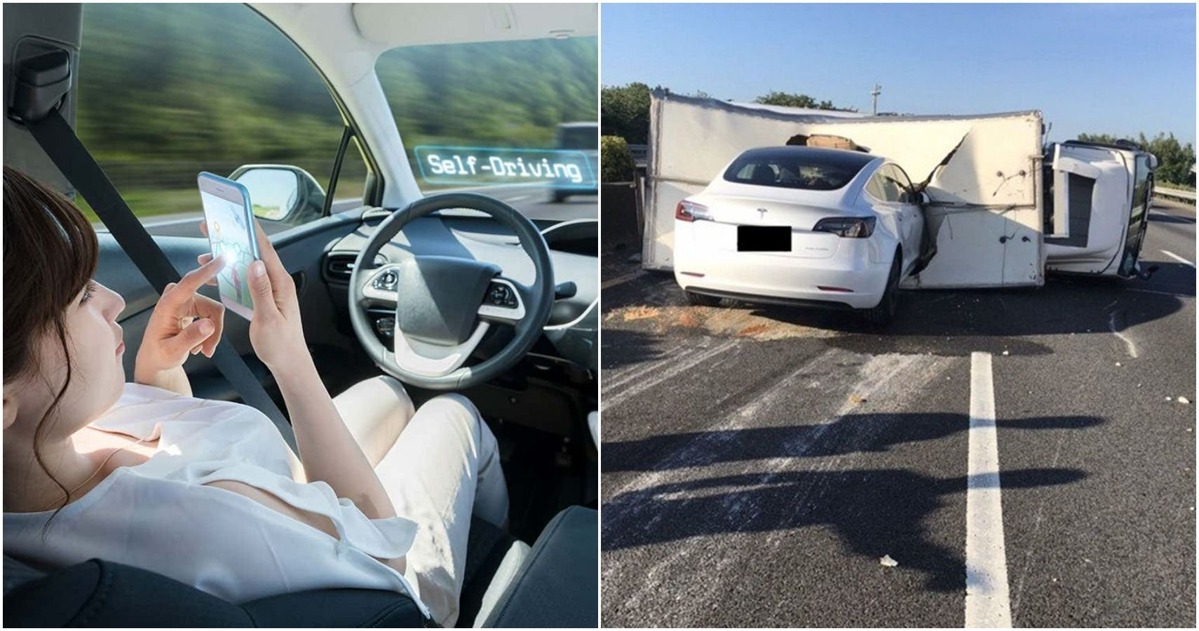 10 Scary Facts About Driverless Car Technology