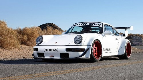 This Is What Happens When You Modify European Sports Cars With Wide Body Kits