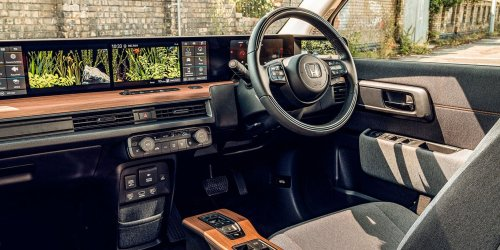 10 New Cars With The Most Unusual Interiors