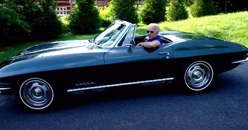 Now That President Biden Can't Drive, What'll Happen To His '67 Corvette?
