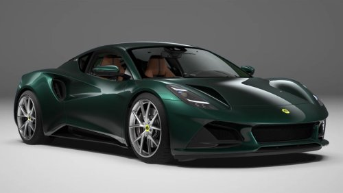 The Lotus Emira V6 First Edition Is All The Sports Car You Need