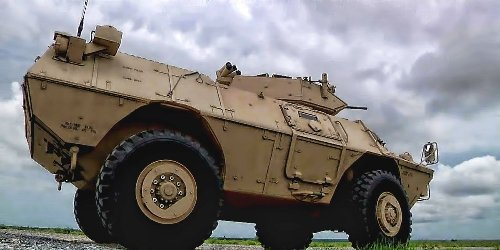 10 Most Badass Ground Vehicles In US Army's Arsenal