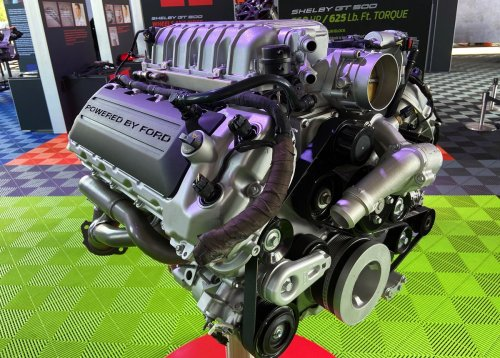 10 Greatest Car Engines Currently In Production