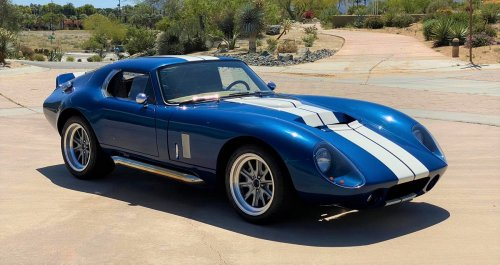 These Are The Coolest Replica Kit Cars On The Market Right Now