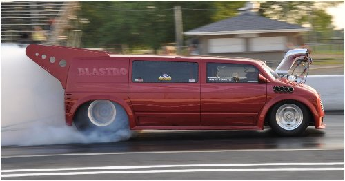 15 Craziest Modified Minivans That Are Anything But Boring