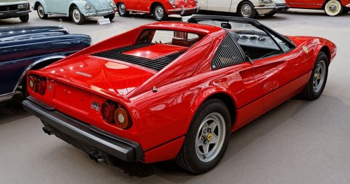 This Is How Much A Classic Ferrari 308 GTS Is Worth Today