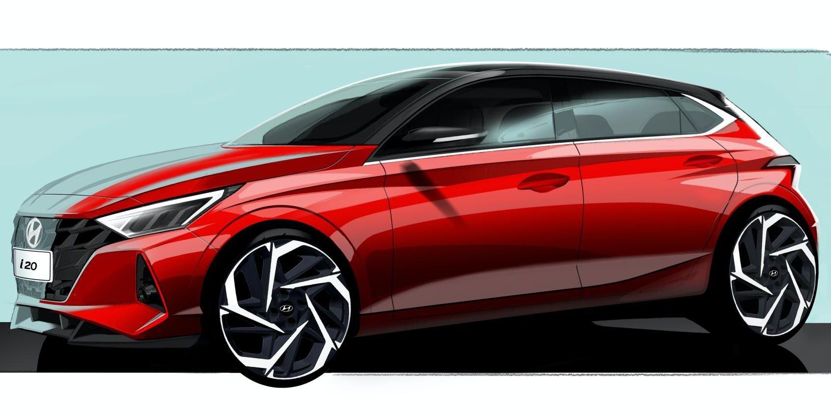 2020 Hyundai i20 Spy Shots, Renders Hint At Euro Model Refresh