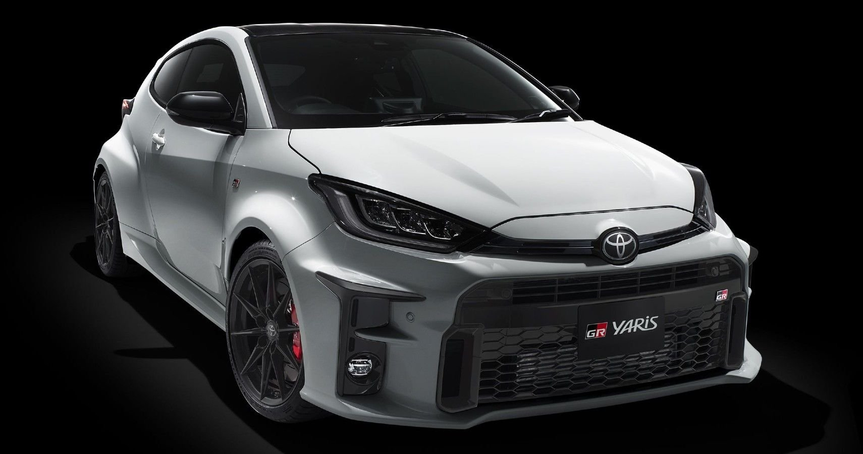 All-New Toyota Yaris GR Is What Rally Dreams Are Made Of