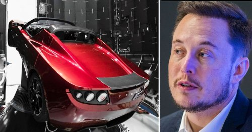 20 Places Elon Musk Never Thought A Tesla Would End Up