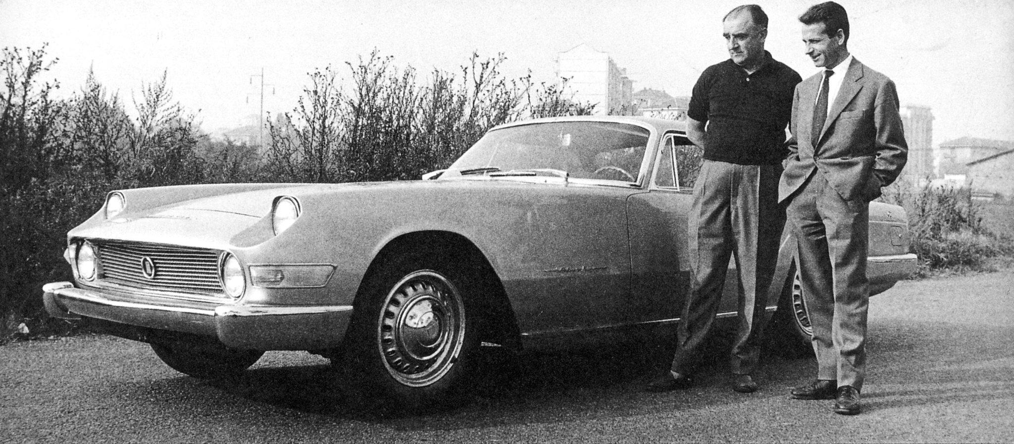 Giovanni Michelotti Is The Greatest Automotive Designer You've Never Heard Of