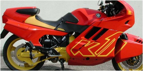 10 Best BMW Motorcycles