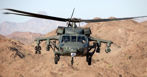 10 Of The Most Feared Helicopters On The Battlefield
