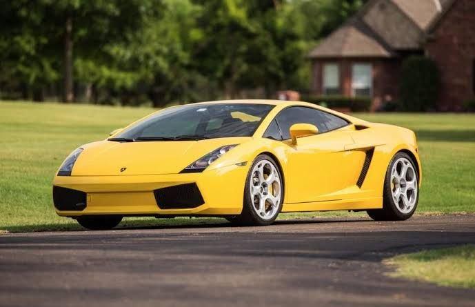 Here's What We Love About The 2004 Lamborghini Gallardo