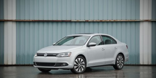 The Volkswagen Jetta Hybrid Was The Eco-Car For Enthusiasts