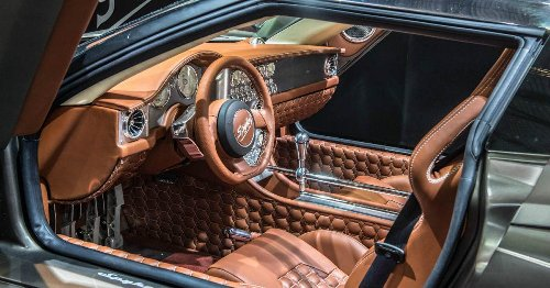 These 10 Cars Have The Most Luxurious Interiors