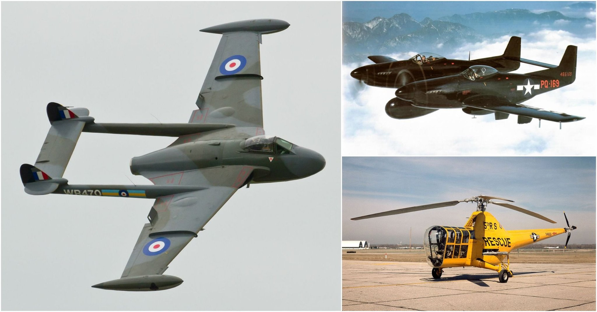 15 Of The Weirdest Military Aircraft That Were Actually Useful