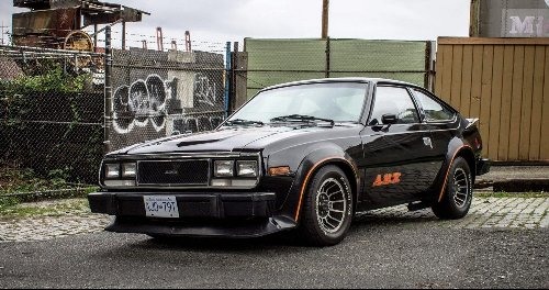 10 Of The Fastest AMC Muscle Cars